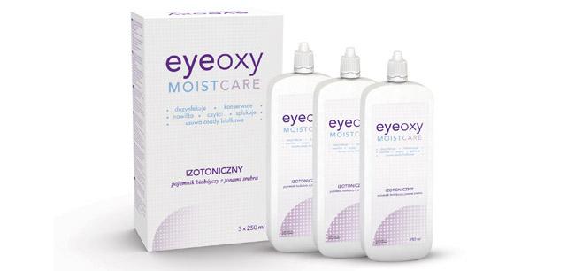 eyeoxy moist care