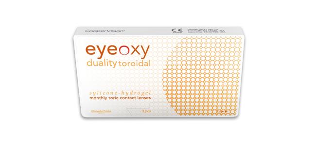 eyeoxy duality toroidal